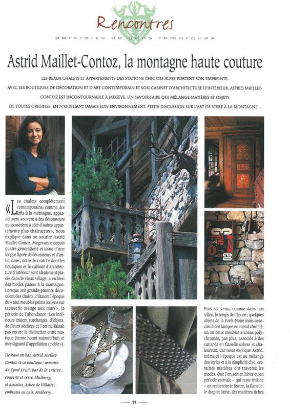 Côté Est - Été 2007