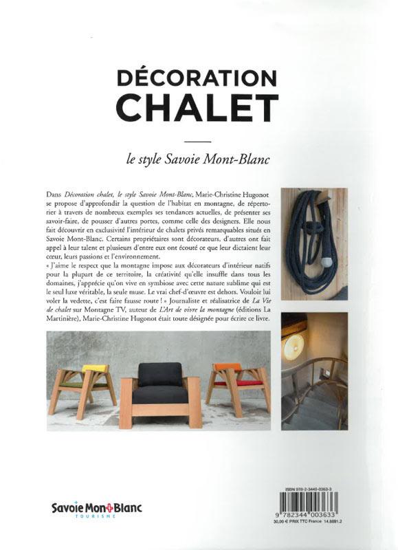 Décoration Chalet - Le style Savoie Mont-Blanc