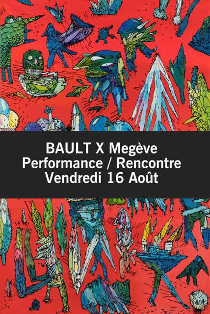 Bault X Megève