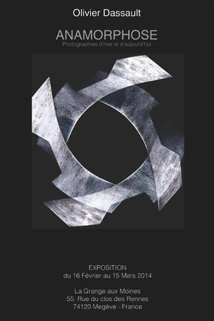 Olivier Dassault - Anamorphose