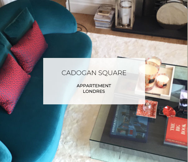 Cadogan Square Londres