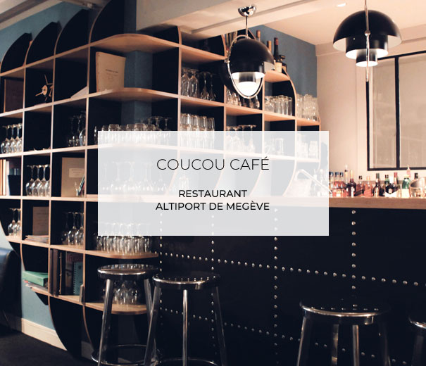 Coucou Café Megève