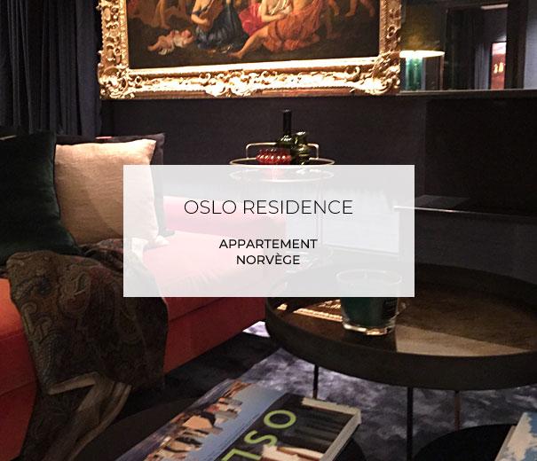 Oslo Residence Norvège