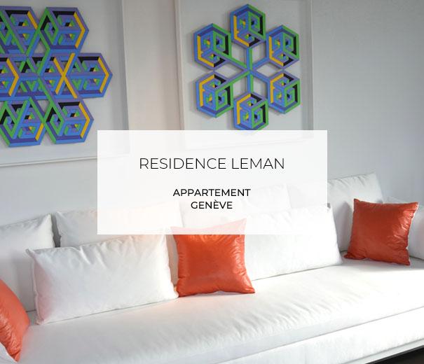 Résidence Léman Genève