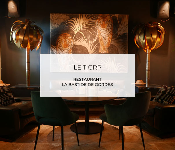 Tigrr Restaurant Gordes